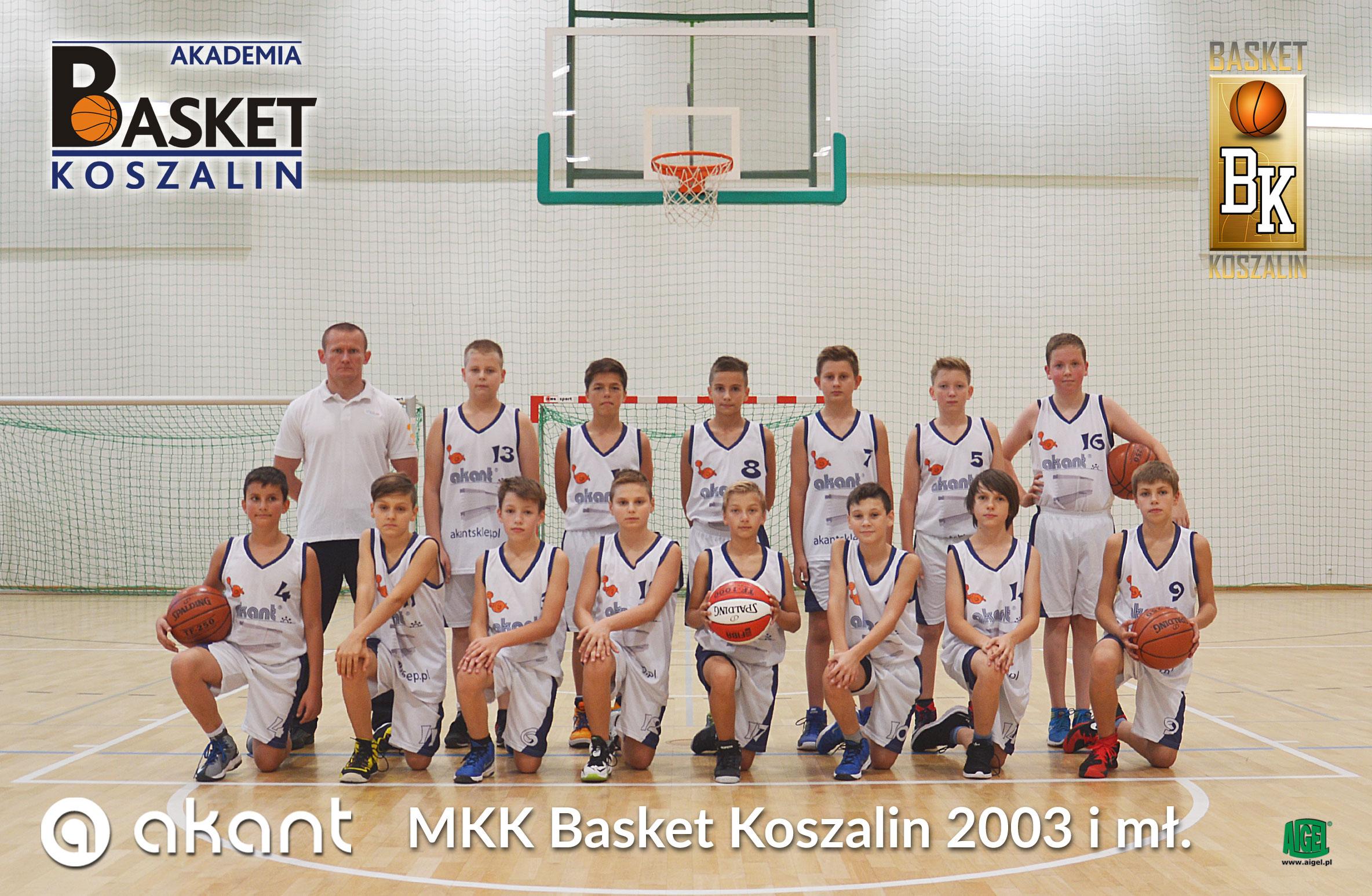 MKK Basket Koszalin 2003