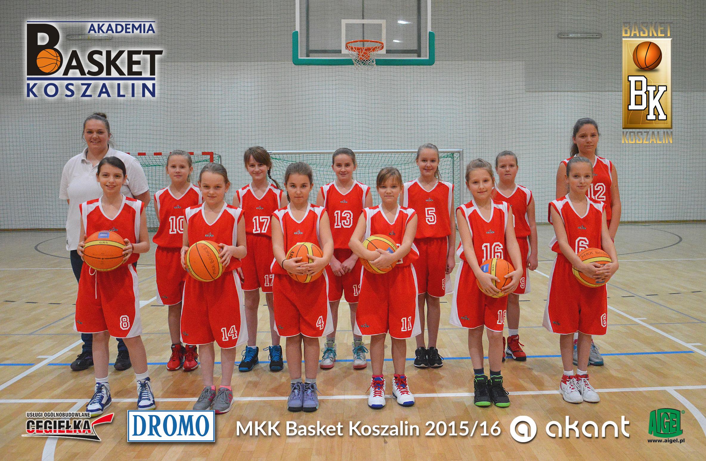 MKK Basket Girls