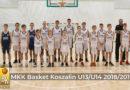 MKK Basket Koszalin U14 młodzik