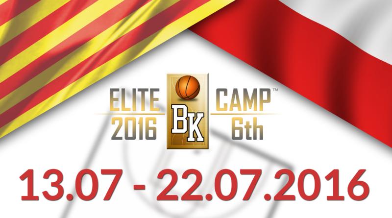 6th Elite Camp 2016 START !