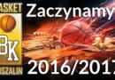 Zaczynamy sezon 2016/2017 !