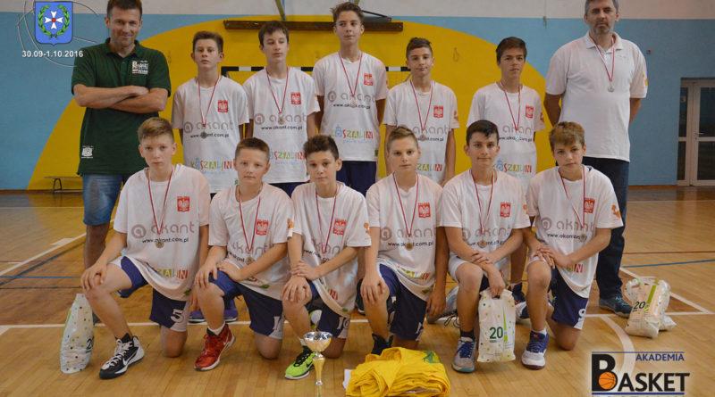 MKK Basket 2003 i mł. na Wejherowo Cup 2016