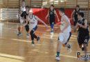 Liga kadetów kolejna wygrana Basket Koszalin !