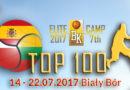 7th Elite Camp TOP 100 14-22.07.2017