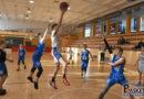 Basket Akant pokonuje Wilki Morskie SP 35 w lidze U14 !