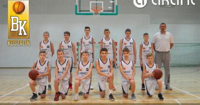 MKK Basket Akant Koszalin U14