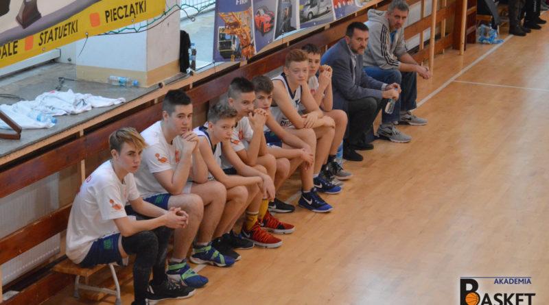 Wygrana kadetów Basket na koniec pierwszej rundy rozgrywek