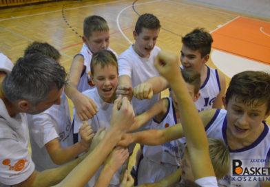 Derby Koszalina U14 dla Basketu !
