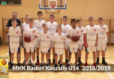Dobry początek sezonu dla MKK Basket Koszalin