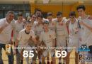 Kadeci MKK Basket na szczycie tabeli po wygranej z Wilkami !